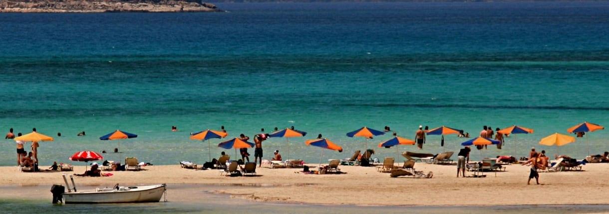 beaches of Kissamos